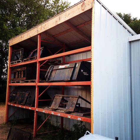 Used Pallet Racking by Used Pallet Rack On The Farm Looking To Maximize Space