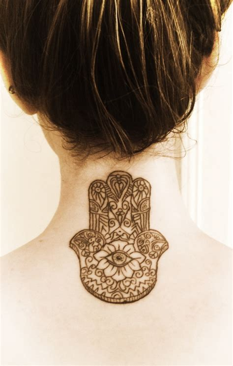 tattoo back of neck ideas back neck tattoo best tattoo ideas designs
