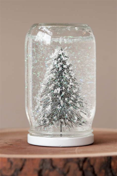 diy decorations snow globe diy winter wedding ideas snow globes