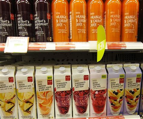 Marks And Spencer Fruity by Refreshing Packaging Archives
