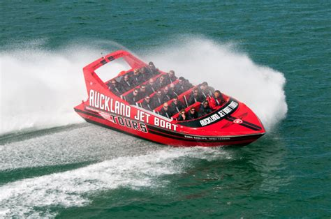 fast boat new zealand fast jet boat trips tours auckland with auckland