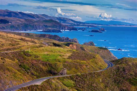 Coast One 1 california coast scenic motorcycle ride via hwy 1 and hwy 101 eatsleepride