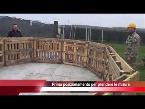 Piscina Con Bancali by Piscina Con 12 Bancali Prima Parte