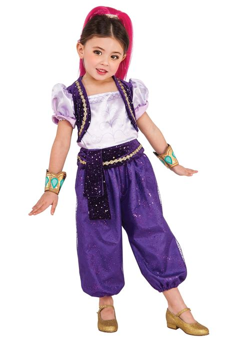 Arabian Decorations For Home by Girls Deluxe Shimmer Costume