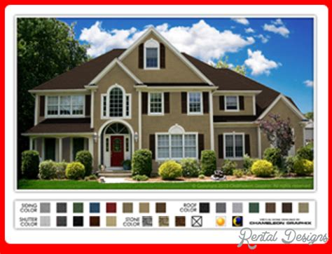 virtual exterior home design free virtual exterior home design rentaldesigns com