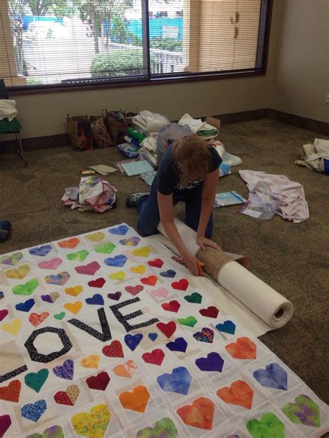 stitching together the fabric of a community pulse quilts