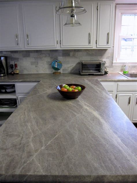 Black Soapstone Countertops Cost It Now Our Kitchen Remodel Costs Soapstone
