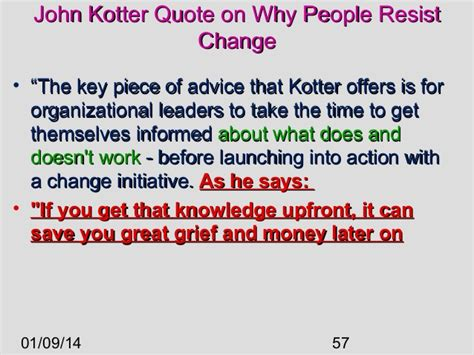 kotter quote on change management the complete guide to change management