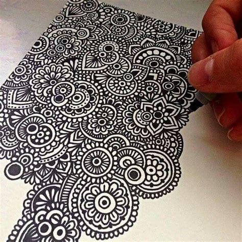 pinterest pattern drawing pinterest deliriumrequiem zentangles pinterest