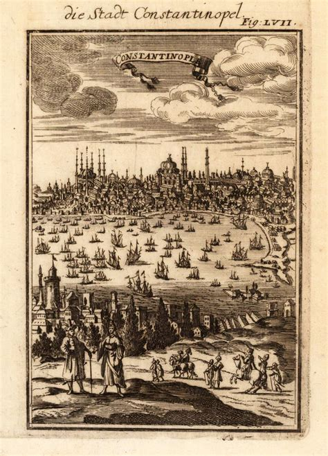 Constantinople 1686 Mosques In Art Pinterest Ottoman Empire Renaissance