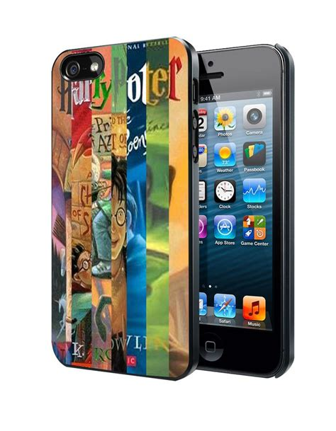 all 7 books harry potter samsung galaxy s3 s4 iphone 4 4s 5 5s 5c ipod touch 4