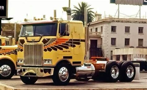 film semi cowboy 1000 images about steel cowboys western star cabovers