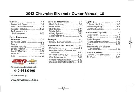 chevrolet 2010 silverado 1500 owners manual pdf download upcomingcarshq com manual captiva 2012 pdf download autos post