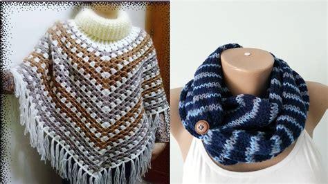 bufanda tejida crochet 2016 bufandas tejidas a gancho 2016