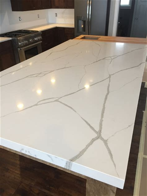 zodiaq calacatta natura dupont zodiaq 174 calacatta natura kitchen counter tops in