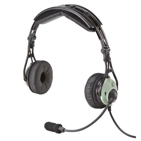 Headset David Clark David Clark Pro X Hybrid Enc Pilot Headset With Free Headset