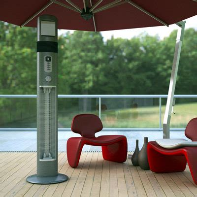Zeus Patio Heater 240v For Hire Mammoth Hire Zeus Patio Heater