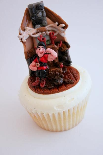 beloved disney  scene cupcakes disney  day