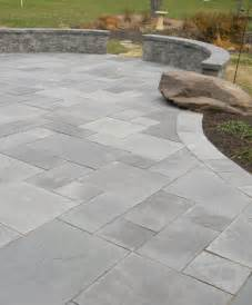 Stone Pavers For Patio by Mountain Stone Grey Standard Patio Hardscaping Ideas