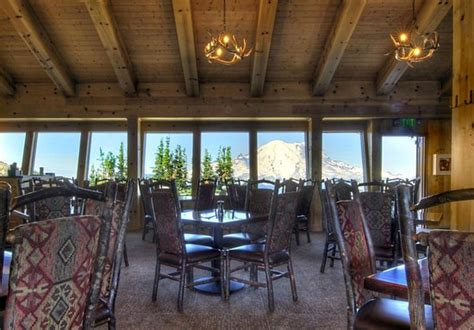 summit house restaurant crystal mountain restaurant