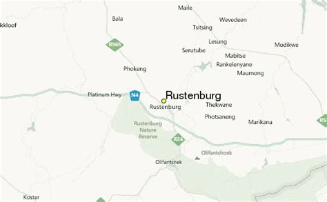 rustenburg weather station record historical weather for