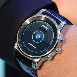 new lg smartwatch (with circular display) teased by audi