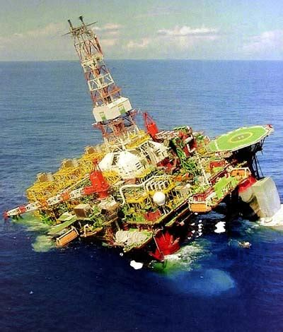 petrobras p 36 sinking the biggest oil rig sinking in