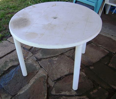 Cheap Plastic Patio Table Pin By Beth Keltner On Outdoor Spaces Pinterest