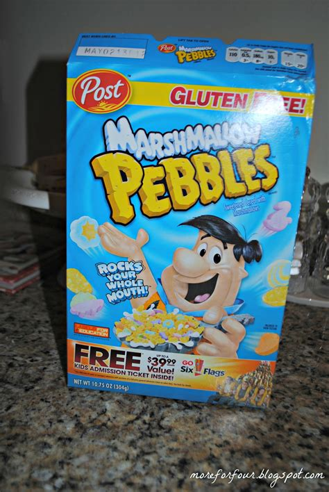 5 Fruity Posts To Blogstalk by Image Gallery Marshmallow Pebbles