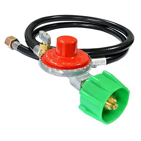 regulator high pressure starcam destec stanbroil 48 inch 10 psi high pressure propane adjustable