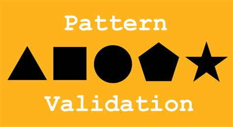 pattern matching validation pattern validation for text formatting for phones