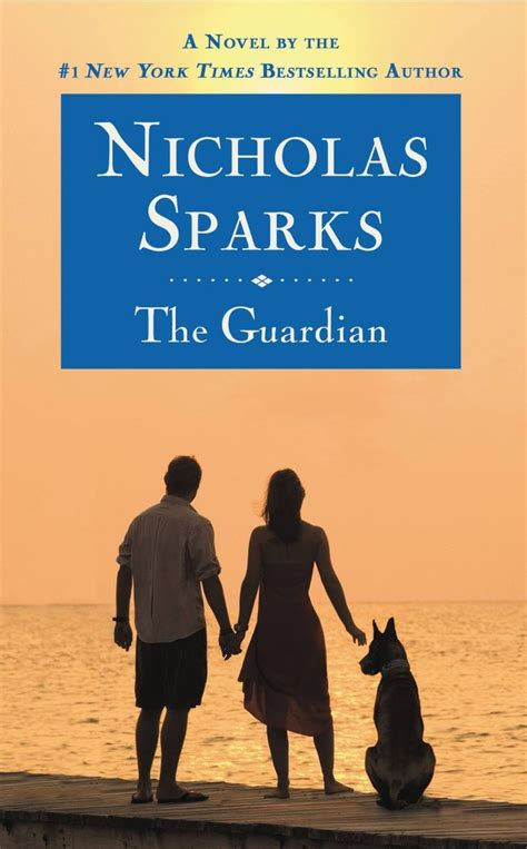 The Book Of The Guardian the guardian nicholas sparks book list