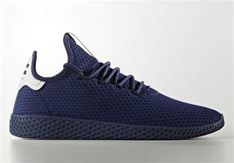Sepatu Adidas Pharell William3 pharrell adidas tennis hu 4 colorways for 2017