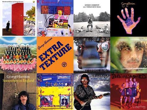 best george harrison album beatles albums ranked on listen george
