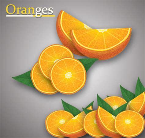Illustrator Tutorial Realistic Orange | illustrator tutorial realistic vector orange