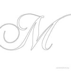 alphabet stencils m printable stencils alphabet m
