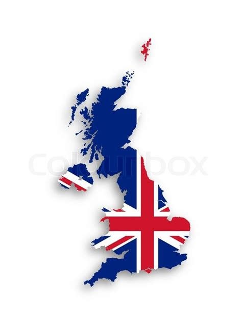 coloring page united kingdom flag map of the united kingdom of great britain and northern