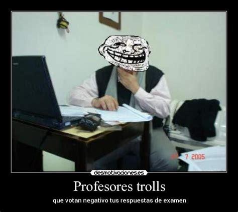 el profe villarreal exmenes profesores trolls desmotivaciones
