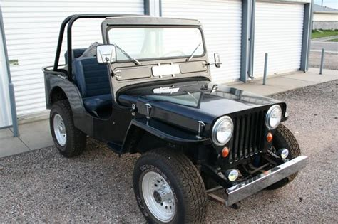 49 Willys Jeep 49 Jeep Willys Nex Tech Classifieds