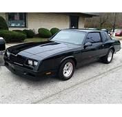1987 Chevrolet Monte Carlo For Sale 1921553  Hemmings