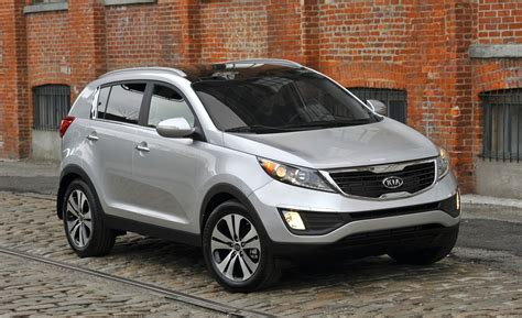 Consumer Reports Kia Sportage Top Small Suvs Consumer Reports 2012 Best Midsize Suv