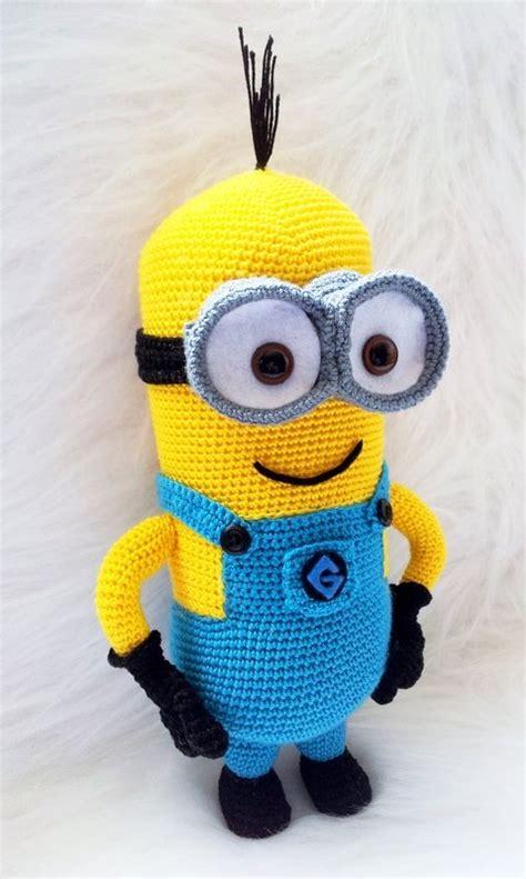 amigurumi minion pattern crochet minion amigurumi despicable me 2 pattern
