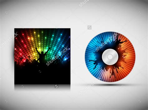 cd cover design template cd cover template 51 free psd eps word format