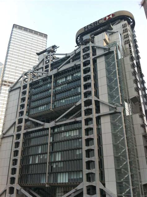 hsbc building hong kong hsbc building hong kong shanghai bank photos e architect