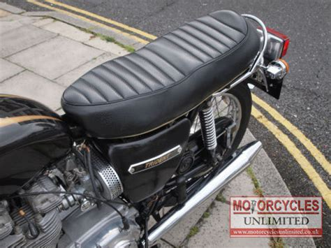 1973 triumph trident t150v for sale motorcycles unlimited
