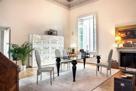 tavoli pranzo design tavolo da pranzo con piano in vetro e gambe in marmo