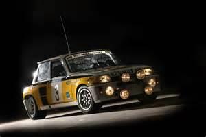 Renault Maxi Turbo Gtdrivingclubpt Lendas E Motores Renault 5 Turbo