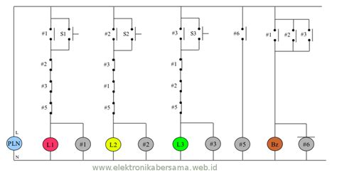 Bel Untuk Cerdas Cermat Rangkaian Atau Wiring Lomba Cerdas Cermat Rangkaian Elektronika Lengkap