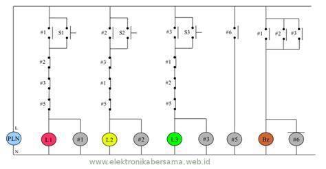 Bel Untuk Lomba rangkaian atau wiring lomba cerdas cermat rangkaian