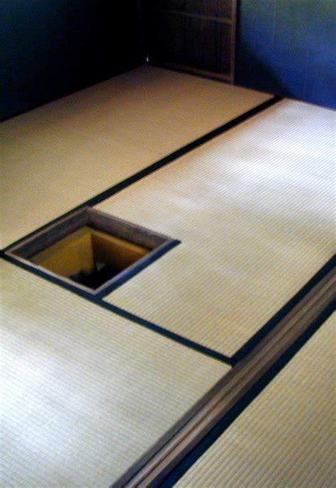 pavimento giapponese tatami